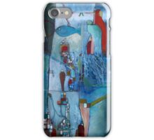 Opposing Thoughts iPhone Case/Skin