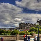 North Bridge, Edinburgh by Tom Gomez