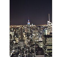 The Empire State. Photographic Print