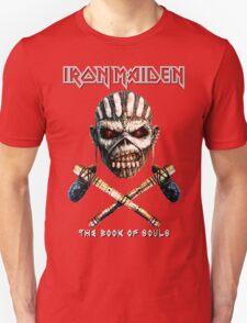 IRON MAIDEN BADA1 the book of souls T-Shirt