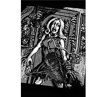 House of Zombies Photographic Print