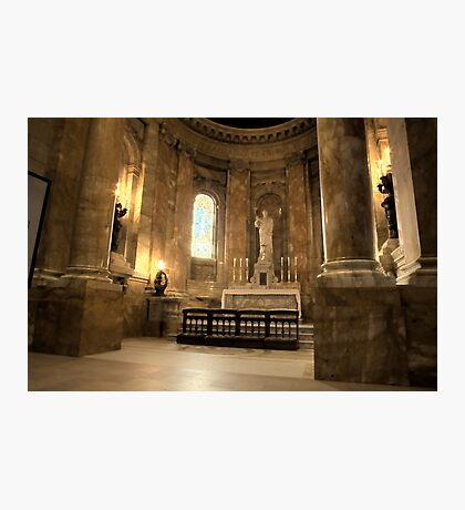 St.Paul Cathedral Photographic Print
