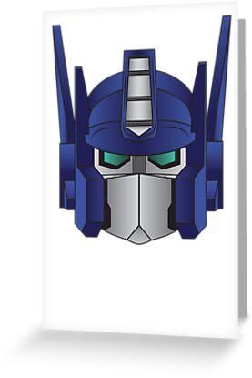 Optimus Prime by tombst0ne