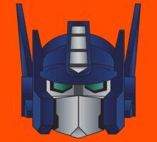 Optimus Prime Kids Tee