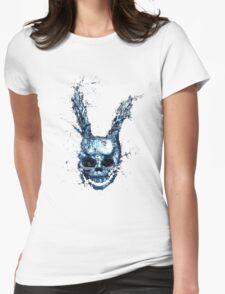 Donnie Darko Rabbit Womens Fitted T-Shirt