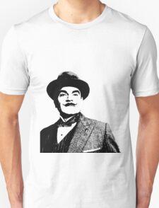 Hercule Poirot Unisex T-Shirt