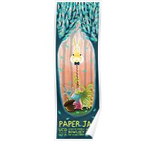 Paper Jam '15 by Thao Vu Poster
