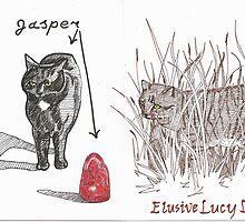 Jasper/Lucy Lu by Sally O'Dell