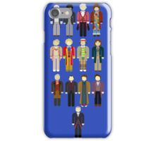 Doctor Who Minimalist iPhone Case/Skin