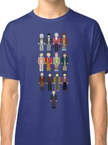 Doctor Who Minimalist Classic T-Shirt