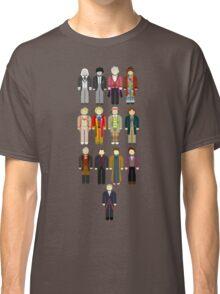 Doctor Who Minimalist Classic T-Shirt