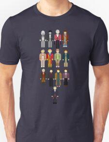 Doctor Who Minimalist Unisex T-Shirt