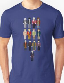 Doctor Who Minimalist Unisex T-Shirt