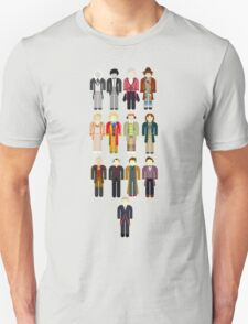 Doctor Who Minimalist T-Shirt
