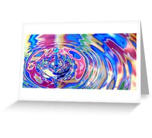 colour full Greeting Card