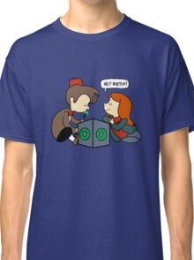 The Doctor Is Not Listening Classic T-Shirt