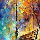AURA OF AUTUMN 2 - LEONID AFREMOV by Leonid  Afremov