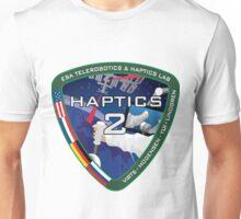 Haptics-2 Second Trial with Kimiya Yui Logo Unisex T-Shirt