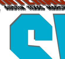 SXSW The Big Sleep 2012 Sticker