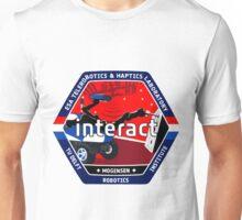 INTERACT: Interactive Robotics Demonstration Logo Unisex T-Shirt