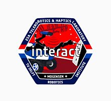 INTERACT: Interactive Robotics Demonstration Logo Unisex T-Shirt