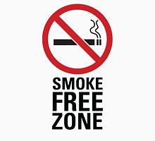 Smoke Free Zone - Dark Unisex T-Shirt