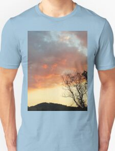 Red Sky at Night T-Shirt