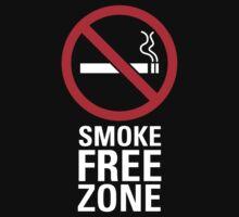 Smoke Free Zone - Light by destinysagent