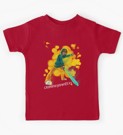 The ChimneySwift11™ Kids Tee