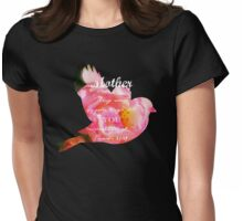 Roses - Verse Womens Fitted T-Shirt