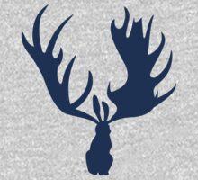 Hare Moose 2.0 One Piece - Long Sleeve