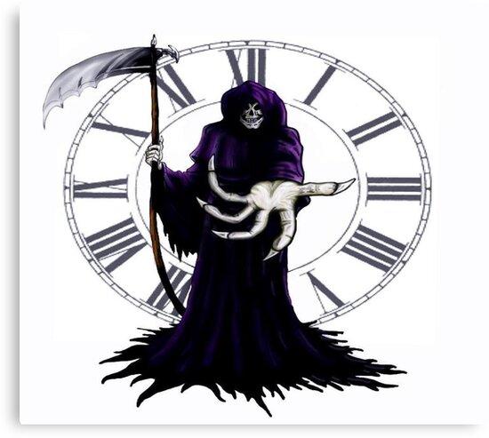 Grim Reaper by Joker-laugh