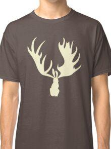 Hare Moose  Classic T-Shirt
