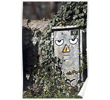 Eddie The Electrical Wonder Poster