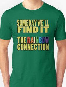 The Rainbow Connection T-Shirt