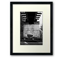 Day Forty-five Framed Print