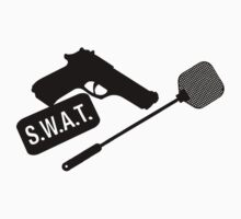 SWAT- black by sky-1ine