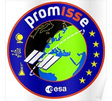 PromISSe Mission to the ISS Poster