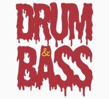 Drum & Bass  Kids Clothes