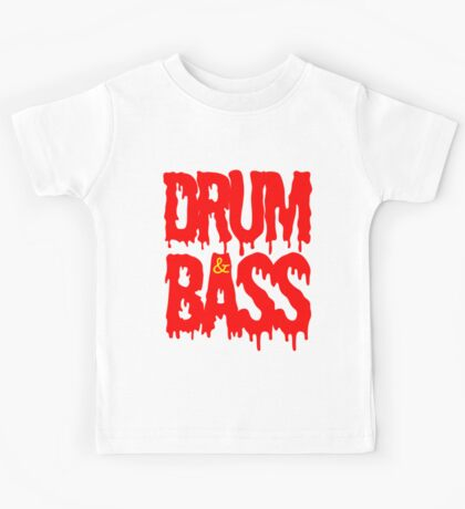 Drum & Bass  Kids Tee
