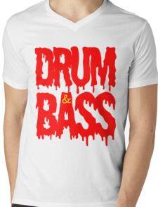 Drum & Bass  Mens V-Neck T-Shirt