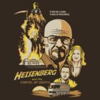 Heisenberg and the Cartel of Death by ninjaink
