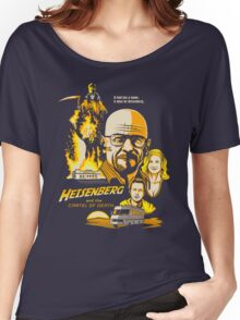 Heisenberg and the Cartel of Death Women's Relaxed Fit T-Shirt
