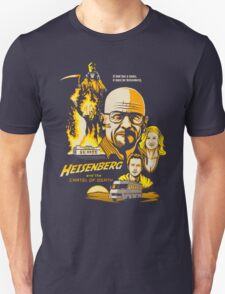 Heisenberg and the Cartel of Death Unisex T-Shirt
