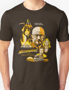 Heisenberg and the Cartel of Death T-Shirt