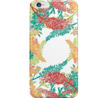 Tropical Garden Gate  iPhone Case/Skin