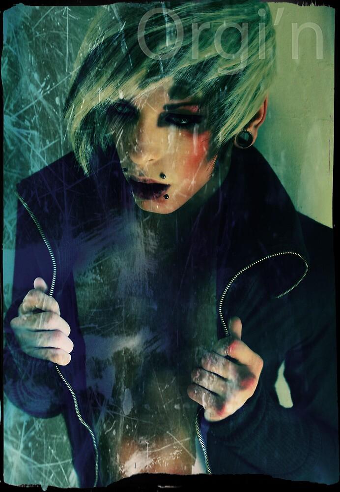 Wyatt afterglow Orgi'n  by TrashDolls