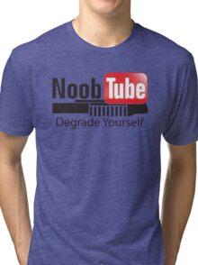 NoobTube Tri-blend T-Shirt
