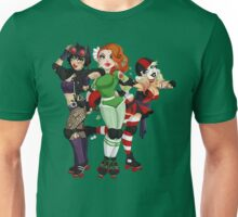 Derby Villains Unisex T-Shirt