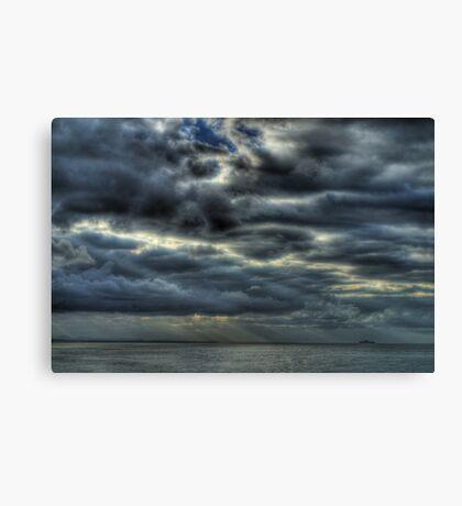 Seascape_5446 Canvas Print